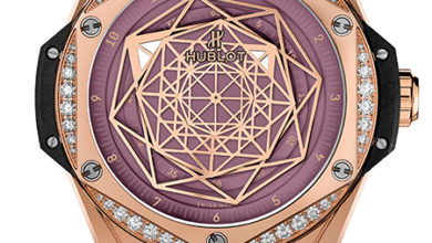 Photo of Сила цвета: новые часы Hublot Big Bang One Click Sang Bleu