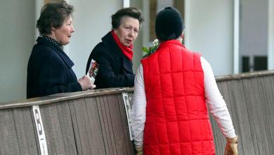Photo of Принцесса Анна продолжает работать, несмотря на то что вся монархия ушла на карантин