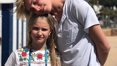 Photo of Наталья Водянова трогательно поздравила дочь Неву с 14-летием кадрами из семейного архива: «Люблю тебя бесконечно»