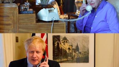 Photo of Елизавета II созвонилась с Борисом Джонсоном необычным способом: почему это стало мемом