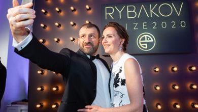 Photo of Дело на миллион долларов: как прошло вручение премии Rybakov Prize