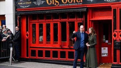 Photo of Кейт Миддлтон и принц Уильям приехали в Голуэй в последний день ирландского тура