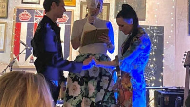 Photo of Под счастливой звездой: Адель и другие знаменитости, которые на один день стали «священниками» на свадьбах