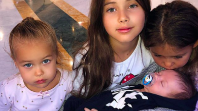 Photo of Джиган – не на карантине, а Оксана Самойлова – дома с детьми и без обручального кольца: новости из жизни семьи в Москве