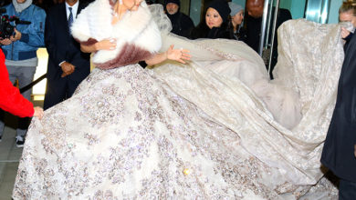 Photo of Репетиция свадьбы: Дженнифер Лопес на съемках фильма в Нью-Йорке