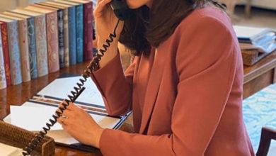 Photo of Герцогиня на проводе: новое появление Кейт Миддлтон в разгар пандемии
