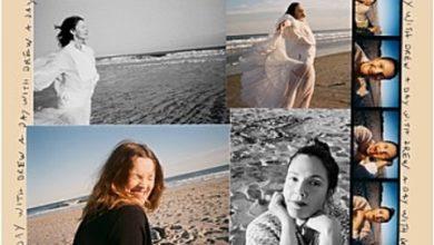 Photo of 7-летняя дочь Дрю Бэрримор сняла ее для обложки модного журнала