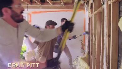 Photo of Брэд Питт сделал ремонт мечты для своего визажиста