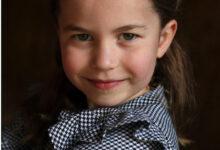 Photo of Кейт Миддлтон поделилась необычными фото принцессы Шарлотты в ее день рождения