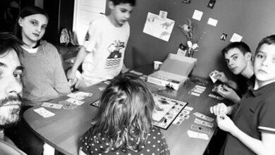 Photo of Евгений Цыганов показал редкие фото детей от Ирины Леоновой и Юлии Снигирь