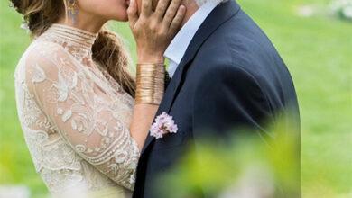 Photo of Жена Ричарда Гира показала их свадебные фотографии по случаю второй годовщины