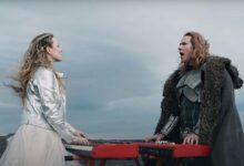 Photo of «Человек-вулкан»: Рэйчел МакАдамс и Уилл Феррелл исполнили песню для «Евровидения»