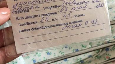 Photo of Звезда сериала «Полицейский с Рублевки» Анастасия Стежко стала мамой