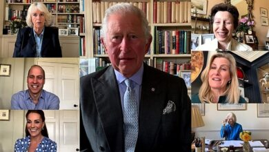 Photo of Кейт Миддлтон, принц Уильям и другие члены британской королевской семьи связались с врачами по всей планете