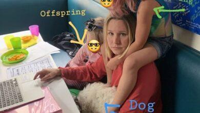 Photo of Почему на актрису Кристен Белл ополчились интернет-пользователи и причем тут ее 5-летняя дочь