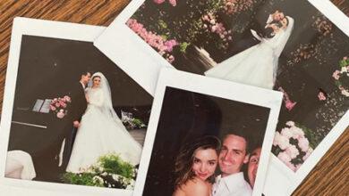 Photo of Миранда Керр показала ранее не опубликованные фото со свадьбы с Эваном Шпигелем