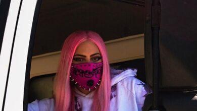 Photo of Космическая доставка: Леди Гага лично отвозит свой новый альбом ритейлерам